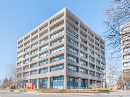 Building at 895 Don Mills Road, Two Morneau Shepell Centre, Suite 900 in Toronto 1