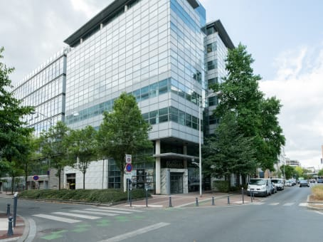 Regus Office Space in Paris Issy Les Moulineaux Quai d