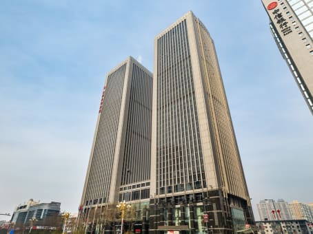 Building at 5/F, East Tower, Shanxi World Trade Centre, No.69, Fuxi Street, Xinghualing District, Shanxi Province in Taiyuan 1