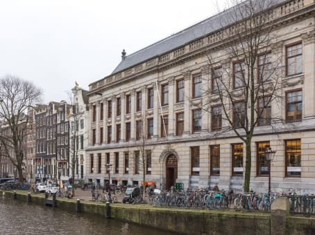 Building at Singel 250 in Amsterdam 1