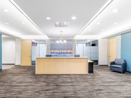 Regus Business Lounge in Lighton Tower