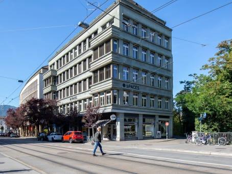 Zurich, Bleicherweg (Spaces)