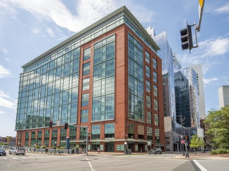 Regus Virtual Office, Massachusetts, Boston Independence Wharf