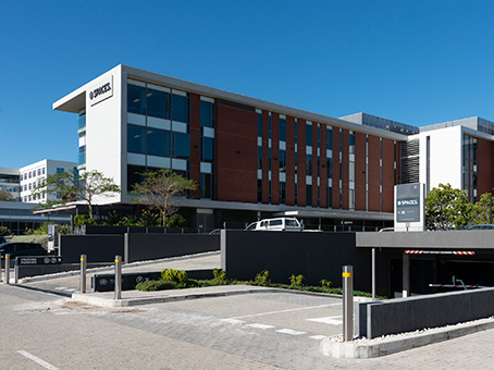 Building at No 1 Bridgeway Road, Bridgeways Precinct, Century City in Cape Town 1