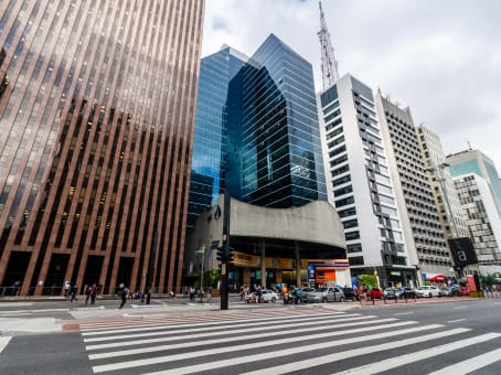 Building at 2064, Paulista Avenue, 14th Floor in Sao Paulo 1