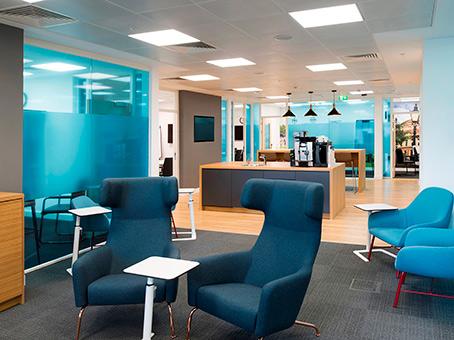 meeting rooms Heathrow terminal 2 Regus