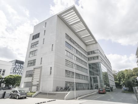 Building at 1st and 2nd floor, Mergenthaler Allee 15-21 in Eschborn 1