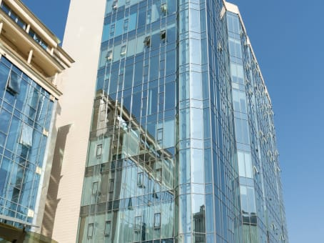 Building at 8th Floor, Green Tower, Green Tower Business Center, 192 / 2 Dostyk Avenue in Almaty 1