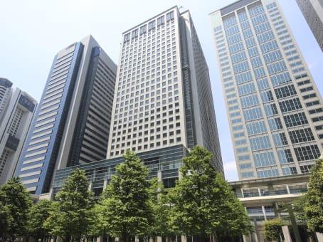 Tokyo, Shinagawa Grand Central Tower