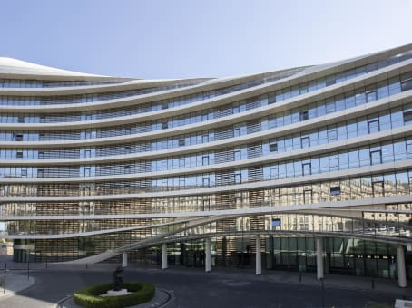Building at 5th floor, Baku White City Business Centre, 25E Nobel Ave in Baku 1