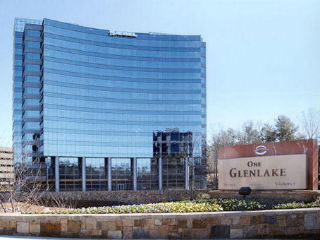 Building at One Glenlake Parkway, Suite 650 & 700 in Atlanta 1