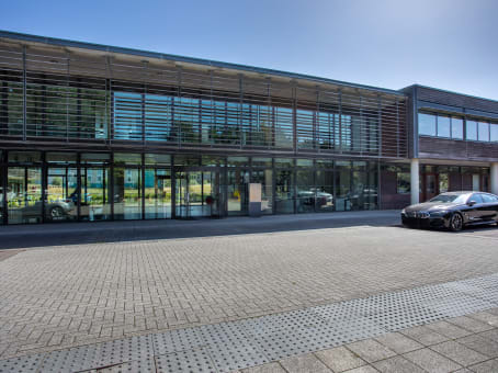 Building at Innovation Centre and Business Base, 110 Butterfield, Great Marlings in Luton 1