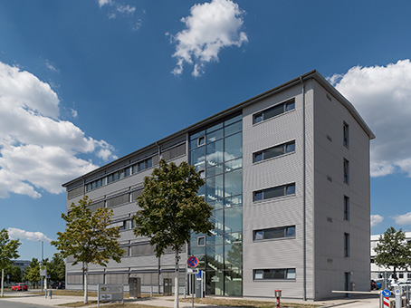 Building at 3rd + 4th floor, Flughafenstr. 118 in Nuremberg 1