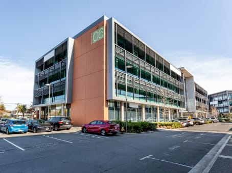 Building at Ground Level, 6 Hazeldean Rd, Addington in Christchurch 1