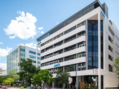 Building at Level 4 & 5, 15 Moore Street in Canberra 1