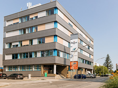 Building at 1st; 2nd and 4th floor, Waagner-Biro-Strasse 47 in Graz 1