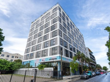 Building at 222 NW 24th Street, 2nd and 3rd Floors in Miami 1