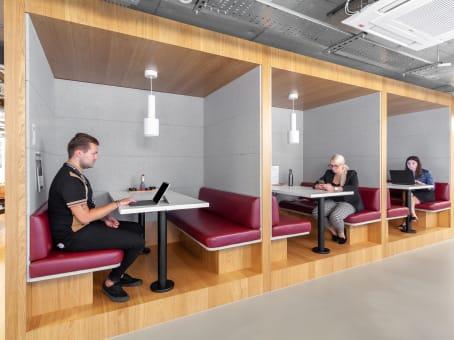 Meeting rooms at Birmingham, Lewis Building