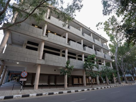 Building at 3rd & 4th floor, SCO 54-55-56, Sector 17 A in Chandigarh 1