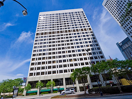Building at 1201 Peachtree Street NE, Floors 1, 2 and 3 in Atlanta 1