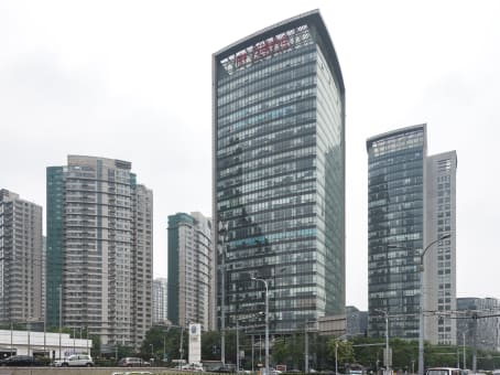 Building at 26/F, Tower D, Vantone Centre, NO.6 Chaoyangmenwai Avenue, Chaoyang District in Beijing 1