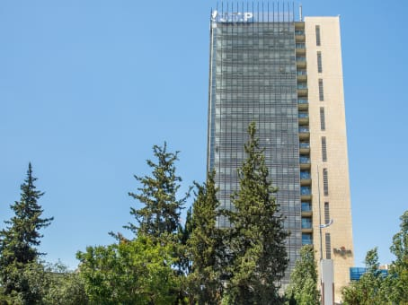 Building at 3rd Floor, Gati Tower, Kiryat Hamada 3, Har Hotzvim in Jerusalem 1