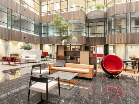 Regus Business Centre in Amsterdam Atrium