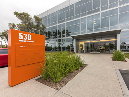 Building at 530 Technology Dr., Suite 100 & 200 in Irvine 1