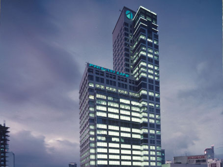 Building at 18/F, Philamlife Tower, 8767 Paseo de Roxas, Makati City Metro in Manila 1