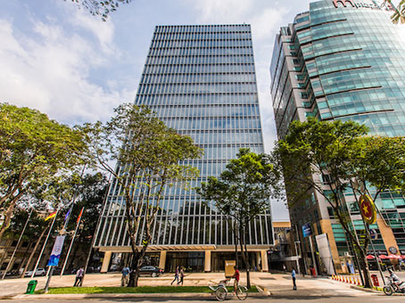 Building at HCMC. Deutsches Haus Conference Center by Regus, 2nd Floor, Deutsches Haus 33 Le Duan Blvd., District 1 in Ho Chi Minh City 1