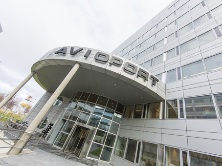 Regus Business Centre, Schiphol Airport, Avioport