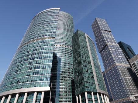 Building at 4, 5th floors Embankment Tower, Presnenskaya nab. 10, Block C in Moscow 1