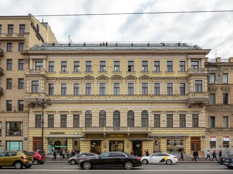 Building at 3rd floor, Nevsky prospect, 55 in Saint Petersburg 1
