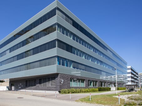 Building at Wallisellen Business Park, Richtistrasse 7 in Wallisellen 1