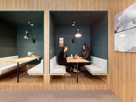 Zurich, Ambassador House (Spaces)