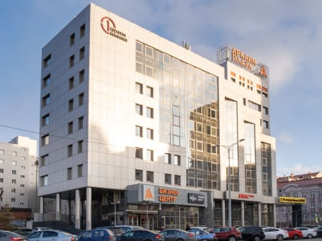 Building at 6th Floor, Arkaim Plaza Business Centre, 38 Karl Marx Street in Chelyabinsk 1