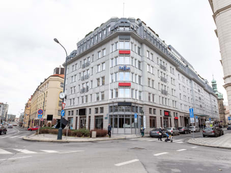 Praha city center prague the office providers for Prague center