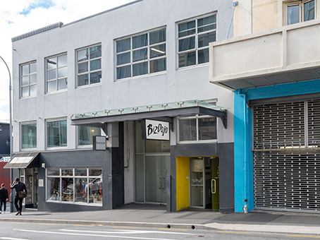 Building at 115 Tory Street, Te Aro in Wellington 1