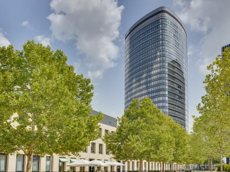 Building at Ground floor, Orbi Tower, Thomas-Klestil-Platz 13 in Vienna 1