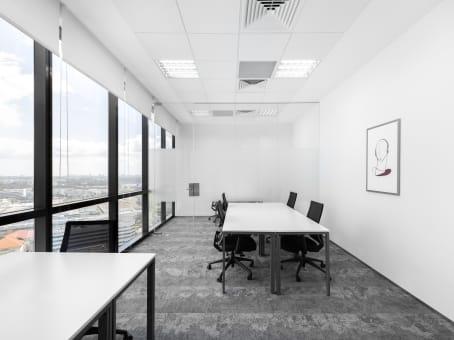 Meeting rooms at Singapore, Vision Exchange