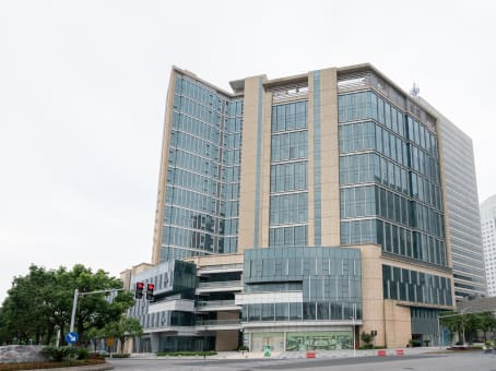 Building at 6, 7/F, Zhenfeng Plaza, NO. 89 Jilong Road, Pudongxin District in Shanghai 1