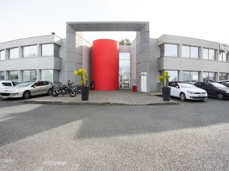 Building at Building Clement Ader, 1 avenue Neil Armstrong in Merignac 1