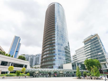 Building at Kanyon Office Building Floor. 6, Buyukdere Avenue. No. 185 in Istanbul 1