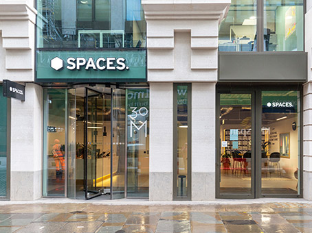 London, Spaces Moorgate