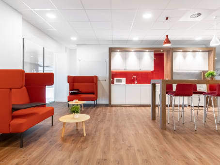 Regus Business Centre in Brussels, Airport Meeting Centre