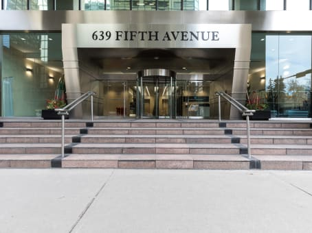 Building at 639 5 Ave SW, Suite 2500 in Calgary 1