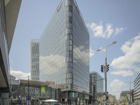 Building at The Icon Vienna, Tower C, Floor 7, 8, 9, Gertrude-Föhlich-Sander Straße 2-4 in Vienna 1