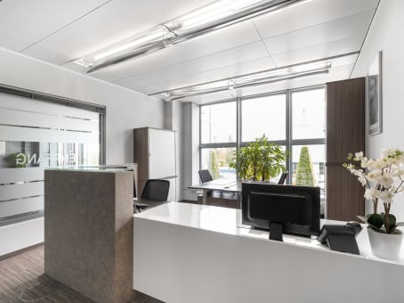 Regus Business Centre in Munich Airport