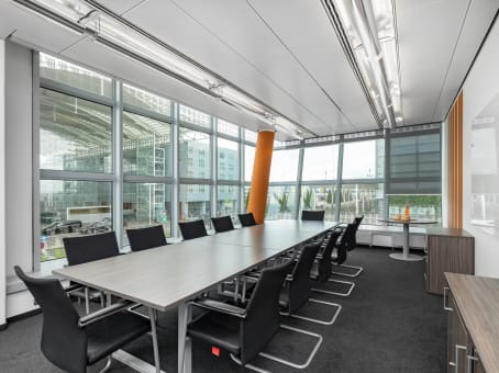 Regus Office Space in Munich Airport