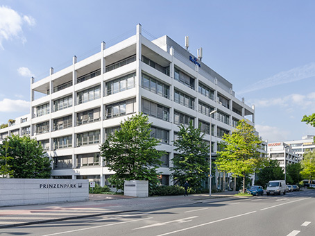 Regus Business Centre in Dusseldorf Seestern